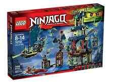 Lego ® Ninjago 70732 la ciudad stiix nuevo embalaje original _ City of stiix New misb NRFB