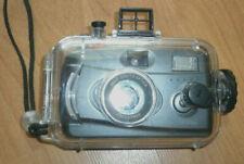 Snap Sights Optics 35mm waterproof underwater camera-focus free - see notes