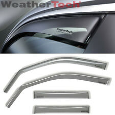 WeatherTech Side Window Deflectors for Toyota Camry - 2015-2016 - Light Tint