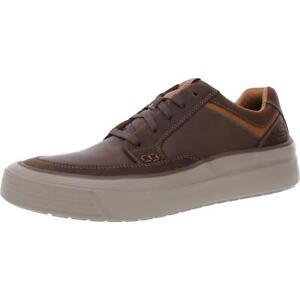 Skechers Mens Viewport-Valence Lifestyle Memory Foam Sneakers Shoes BHFO 9412