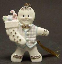 Lenox Fine China Gingerbread Man Ornament - New – Christmas Gentleman