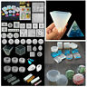 Multi Silicone Mold Making Jewellery DIY Polymer Clay Resin Casting Craft Mould