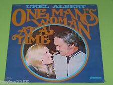 Urel Albert-One man's Woman at a time # - SEALED NEW NUOVO LP