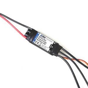 E-flite 40-Amp BEC Programmable Brushless ESC EC3