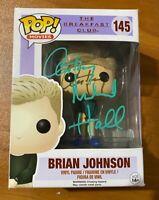 Anthony Michael Hall Signed Breakfast Club Brian Johnson 145 Funko - JSA NN81848