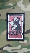 EZLN  Morale Patch Mexico Chiapas Subcommandante Marcos Zapatista RATM