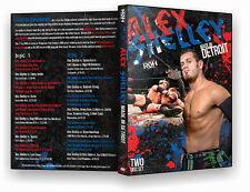 Official ROH Alex Shelley: Made In Detroit (2 Disc Set)