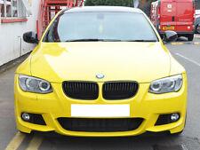 BMW E92 E93 3 Serie Coupe Cabriolet Rene Griglia Griglia Gloss Nero 2010 su