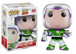 Funko POP! Disney: Toy Story BUZZ LIGHT YEAR Figure #169 w/ Protector