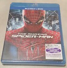 The Amazing Spider-Man (Blu-ray / DVD) - **Brand New & Sealed**