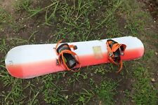 RIDE Snowboard 151cm with Bindings DarkSide