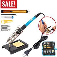20 IN 1 Adjustable Electric Temperature Gun Welding Soldering Iron Tool Kit Set