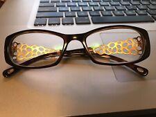 Prodesign Denmark Tortoise & Gold Screen Design Eyeglasses