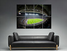 Camp Nou Stadium Football FC Barcelona Wall Art Poster Grand format A0