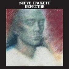 STEVE HACKETT - DEFECTOR-STANDARD VERSION  CD 15 TRACKS INTERNATIONAL POP  NEW!