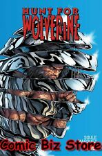 HUNT FOR WOLVERINE #1 (2018) 1ST PRINTING MAIN COVER MARVEL COMICS ($5.99)