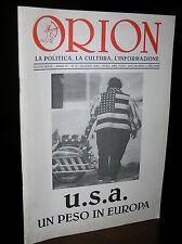 C096_Rivista mensile ORION di politica,cultura e informazione N.6 1994