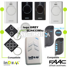 Telecomando compatibile FAAC 433SLH XT2 XT4 787007 787008 T2 T4 faac TML2 TML 4