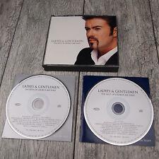 1998 George Michael - Ladies & Gentleman 2 CD - Epic Records - E2K 69635