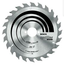 Bosch Optiline Wood circular saw blade 235 x 30/25 x 2,8mm, 24 (2 608 640 725...