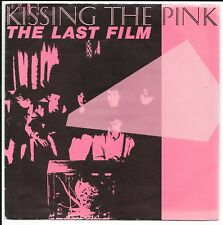 """Kissing The Pink - The Last Film - UK 7"""" - KTP3 - 1983"""
