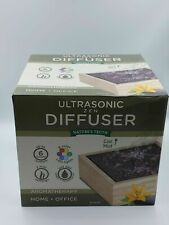 Natures Truth Aromatherapy Ultra Sonic Aroma Zen Diffuser 6hours* Cool Mist*NEW