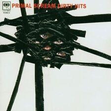 Primal Scream Dirty Hits UK CD Album Compilation 2003 Columbia5136032 Gillespie