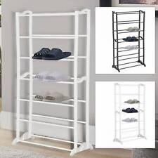 7-Tier Shoe Rack  Storage Organiser Stand Shelf Pairs Shoe Family storage