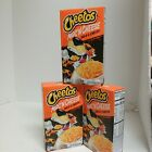 Cheetos Mac 'n Cheese Bold Cheesy- 3 Boxes Pasta With Sauce- Free Shipping