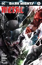 BATMAN DARK NIGHTS: METAL #6  Mattina Variant Cover DC Rebirth 1st Print New NM