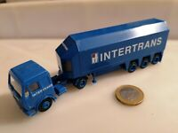 G996 HERPA MB NG INTERTRANS Glastransporter 1:87 LKW MERCEDES BENZ