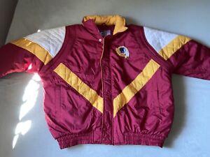 Vintage NFL Washington Redskins Starter Jacket Pullover  Coat Pro Line Size L