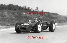 Jim Clark Lotus 18 Francés Grand Prix 1960 fotografía 1