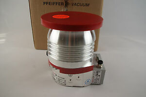 NEW ! Pfeiffer Vacuum HiPace 300 Plus PM P03 986 special inlet for Zeiss