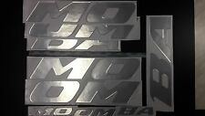 """MOOMBA boat Emblem 58"""" + FREE FAST delivery DHL express"""