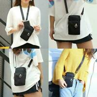 Women's Mini Cross-Body Cell Phone Shoulder Strap Wallet bag Pouch Purse Bag