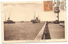 boulogne-sur-mer   le port