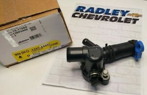 12656445 NEW GM OEM ENGINE COOLANT WATER OUTLET CHEVROLET CADILLAC B23