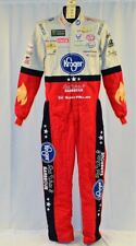 Bubba Wallace Kroger Race Used NASCAR DRIVER Suit. ROOKIE YEAR. #6389