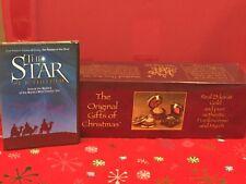 3 Wise Men Standard Set of 3 Gifts of the Kings Gold,Frankincense Myrrh Free Dvd