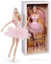 Ballet Wishes 2012 Collector Barbie Ballerina Pink Tutu New in Box