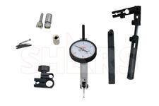 Shars 0 060 Swiss Style Horizontal Dial Test Indicator Set New P