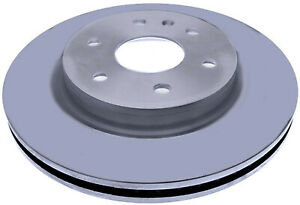 Disc Brake Rotor-Coated Front|ACDelco Advantage 18A2497AC - Fast Shipping