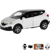 1:36 Scale Diecast Metal Model Car Renault Kaptur Die-cast Toy