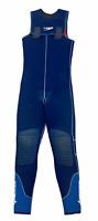 Sonar Australia Unisex Adults Blue Sleeveless One Piece Diving Wetsuit