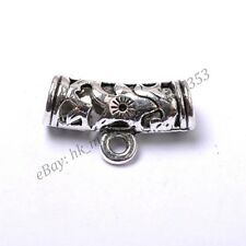 5Pcs Tibetan silver connector Jewelry finding charm pendant NP1012 21MM