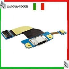 Flex Usb DOCK RICARICA Galaxy Tab 3  8.0 T311 T315 Connettore + Mic Per Samsung