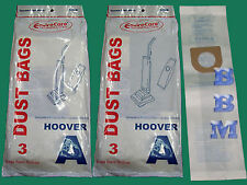 6 Hoover Type A Kenmore 4010001 Vacuum Bag Convertible Concept One 5037 50378