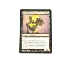Black Dark Ascension Mtg Magic Rare 1x x1 1 PLAYED Geralf/'s Messenger