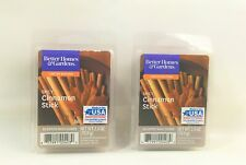 Better Homes & Gardens_Scented Wax Melts/Cubes_Cinnamon Stick_2 pack (12 cubes)